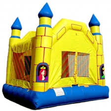 Inflatable Bounce Castle in Randall OH - Party Safari