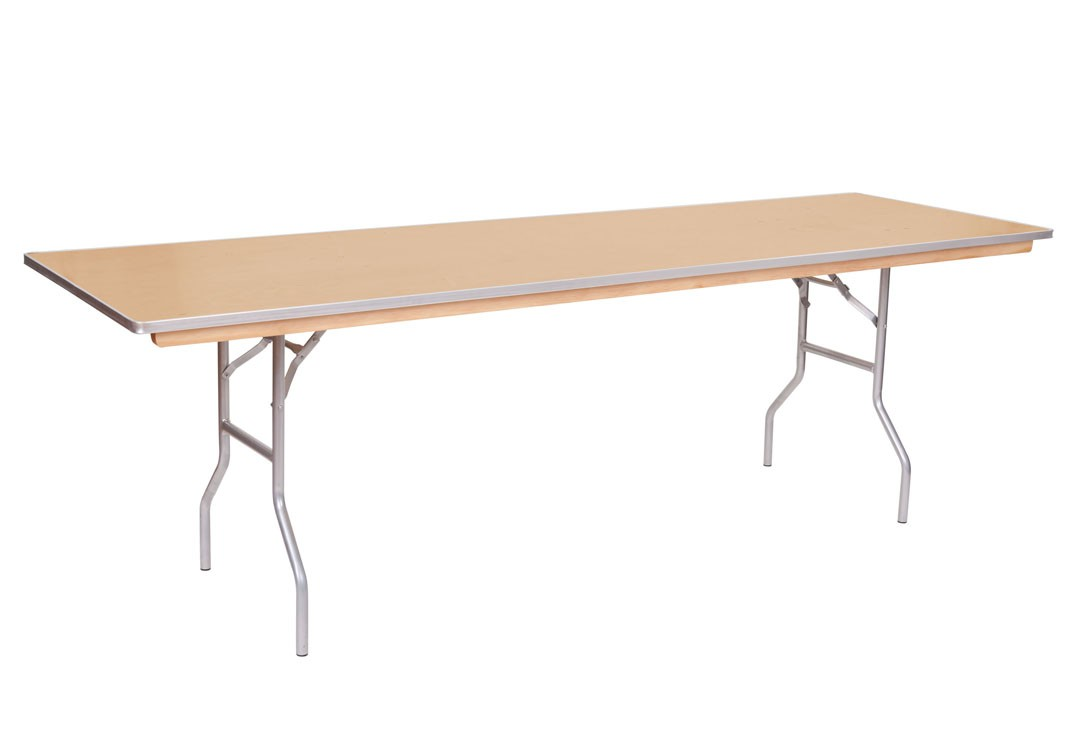 A Photo Of A Table Available For Rental At A Tent Rentals Company In North  Randall